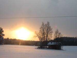 The Wintersun.