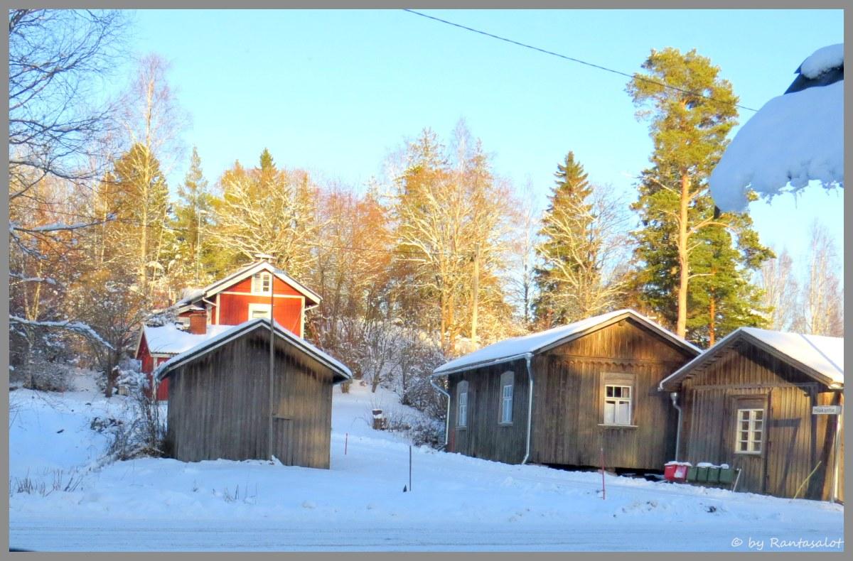 Vanha kylä