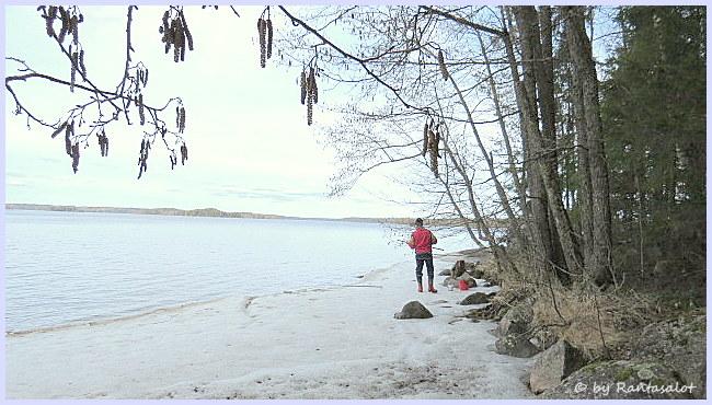 Jäinen ranta