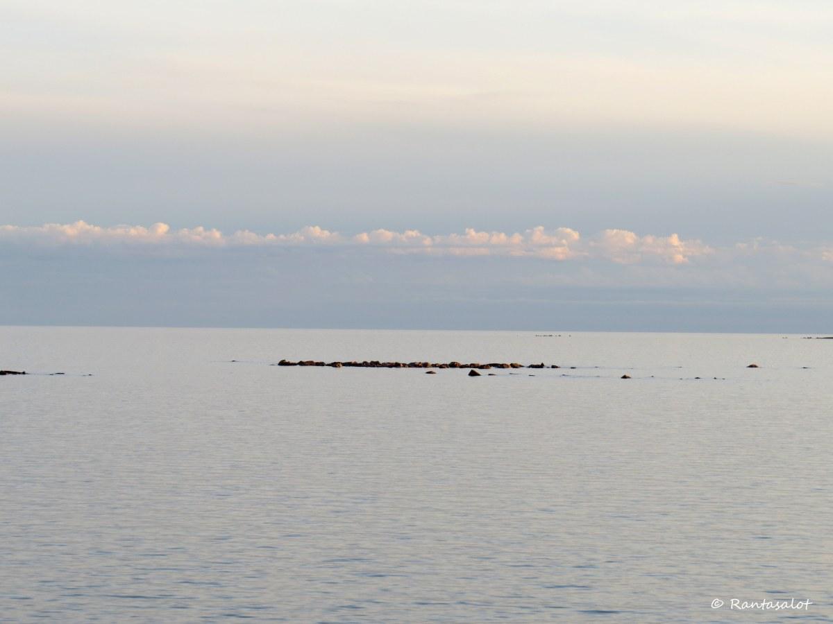 Meri ja pilvet1